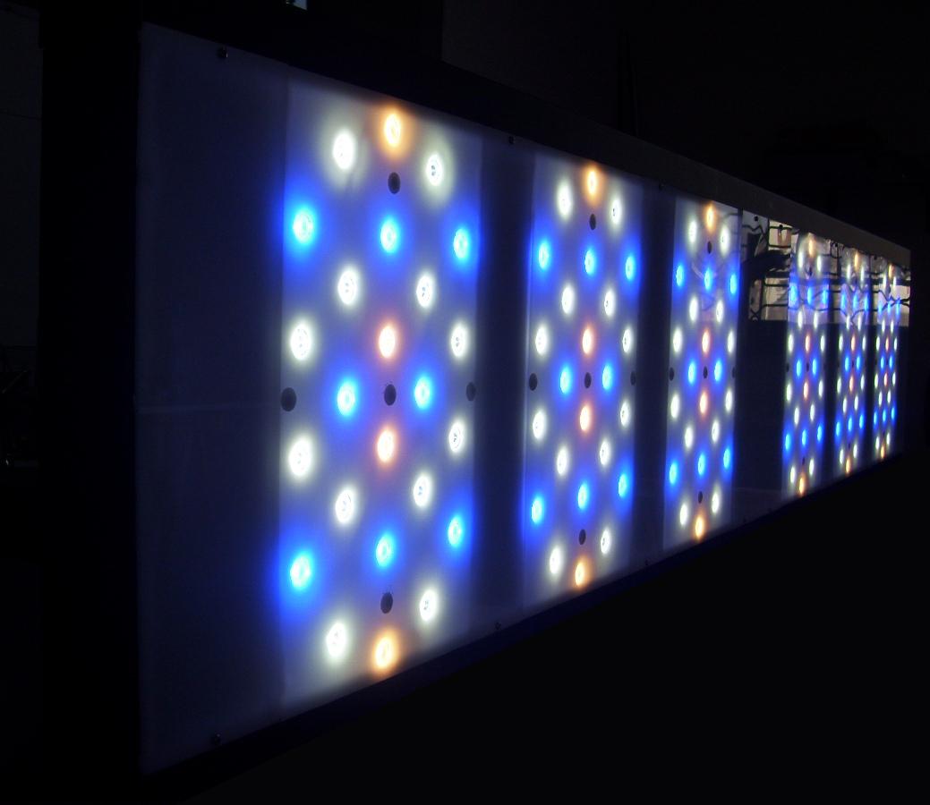 Lumirium eclairage led pour aquarium - Eclairage led aquarium ...